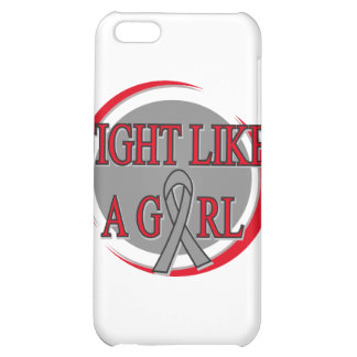 Parkinsons Disease Fight Like A Girl Circular Cover For iPhone 5C