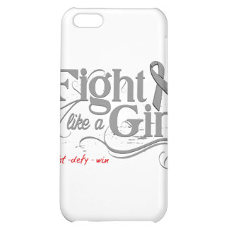 Parkinson's Disease Fight Like A Girl Elegant Cover For iPhone 5C