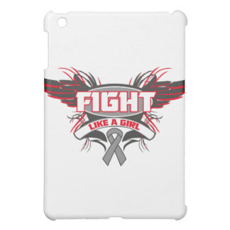 Parkinsons Disease Fight Like a Girl Wings.png iPad Mini Covers