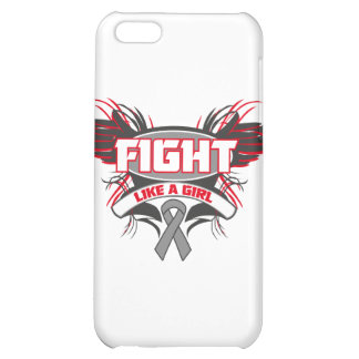 Parkinsons Disease Fight Like a Girl Wings.png iPhone 5C Cases