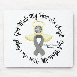Parkinsons Disease God Made My Hero An Angel Mousepad