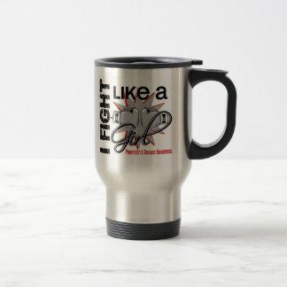 Parkinsons Disease I Fight Like A Girl 13 1 Coffee Mugs