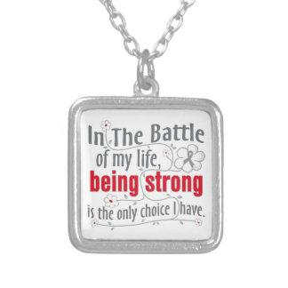 Parkinsons Disease In the Battle Necklaces