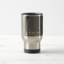 Parkinson's Disease is ON THE AIR! Travel Mug