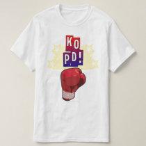 Parkinsons Disease Knockout Mens T-Shirt