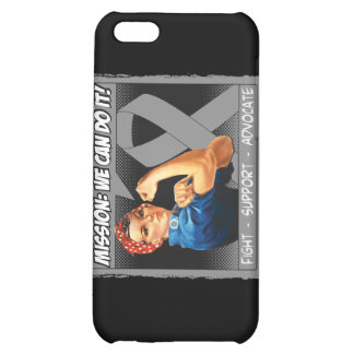 Parkinsons Disease Mission We Can Do It Cover For iPhone 5C
