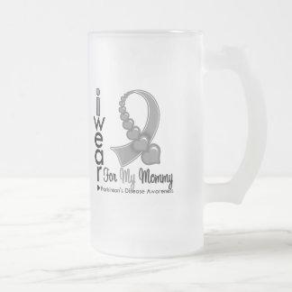 Parkinsons Disease Ribbon For My Mommy Coffee Mug