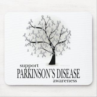 Parkinson's Disease Tree Mouse Pad