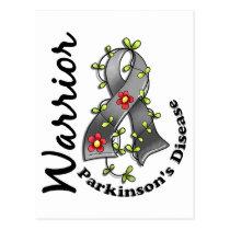 Parkinson's Disease Warrior 15 Postcard