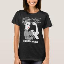 Parkinsons Disease Warrior Unbreakable T-Shirt