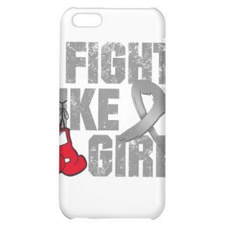 Parkinsons DiseaseI Fight Like A Girl (Grunge) iPhone 5C Case