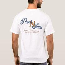 Parkinsons Humor Shaken Not Stirred T-Shirt