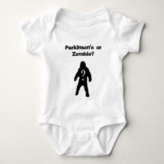 Parkinson's or Zombie? Shirt