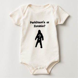 Parkinson's or Zombie? Baby Creeper