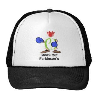 parkinson's walk, unity walk, awareness trucker hat