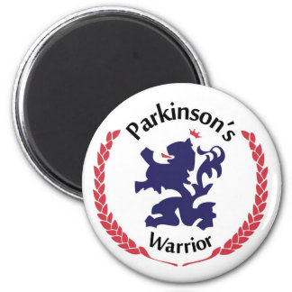 Parkinsons Warrior Magnet