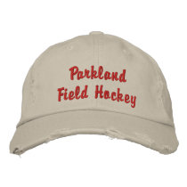 Parkland Field Hockey Embroidered Hat