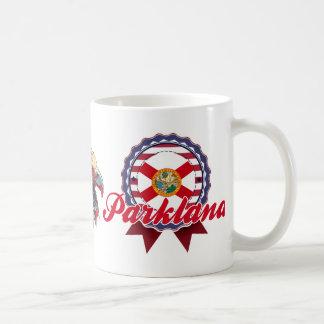 Parkland, FL Classic White Coffee Mug