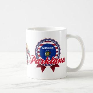 Parkland, WI Classic White Coffee Mug