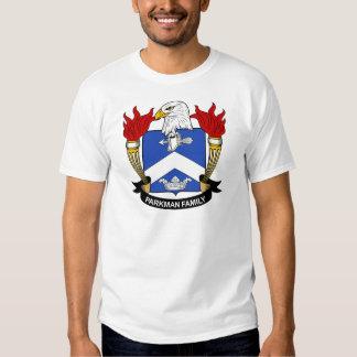 Parkman Family Crest T-Shirt