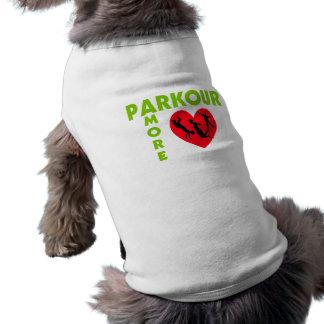 Parkour Amore con el corazón Ropa Para Mascota