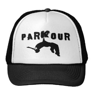 Parkour Athlete Hat
