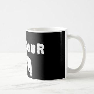 Parkour Athlete Classic White Coffee Mug