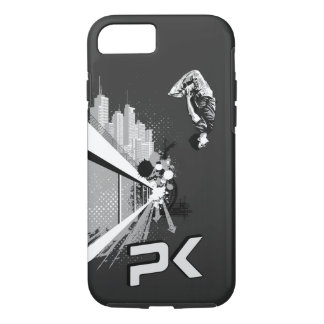 Parkour Backflip iPhone 8/7 Case