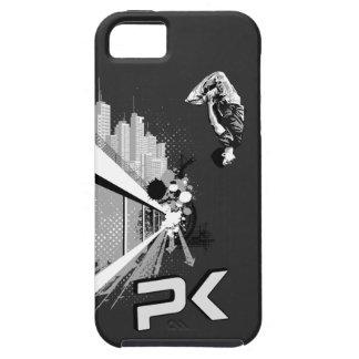 Parkour Backflip iPhone SE/5/5s Case