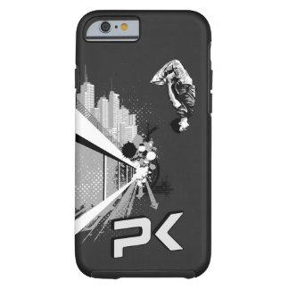 Parkour Backflip Tough iPhone 6 Case