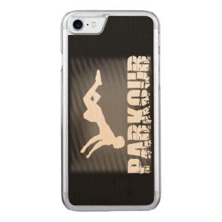 Parkour Carved iPhone 8/7 Case