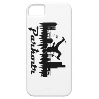 Parkour City iPhone 5 Covers