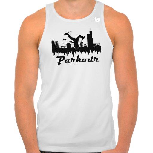 Parkour City Tee Shirt
