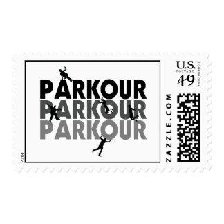 Parkour Free Running Postage
