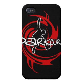 parkour iPhone 4 cases