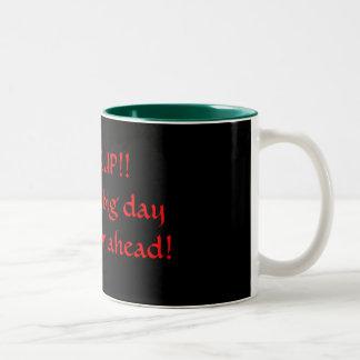 Parkour mug