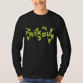 Parkour Neon Shirts
