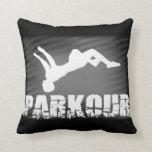 Parkour Pillow