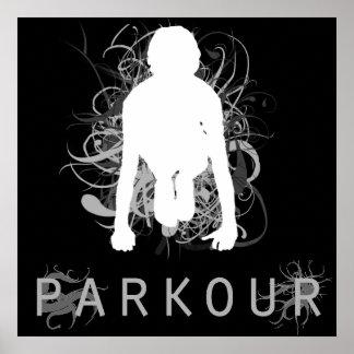 Parkour Póster