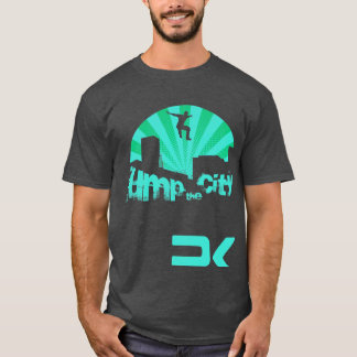 Parkour Roof Jump T-Shirt