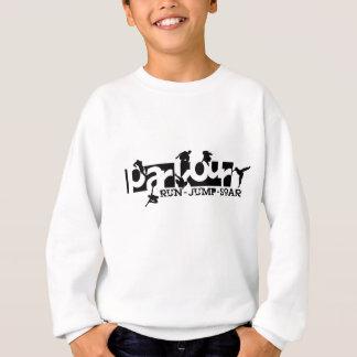 Parkour - Run, Jump, Soar Sweatshirt