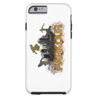 parkour tough iPhone 6 case