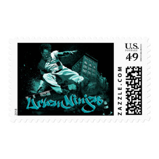 Parkour - Urban Ninjas Stamp