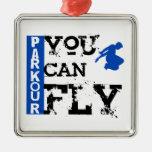 Parkour - usted puede volar ornamento de reyes magos