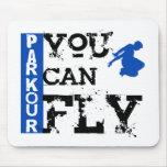 Parkour - usted puede volar tapetes de ratones