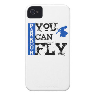 Parkour - You Can Fly iPhone 4 Case-Mate Cases