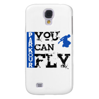 Parkour - You Can Fly Samsung Galaxy S4 Cover