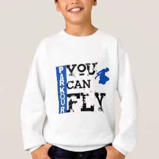 Parkour - You Can Fly Sweatshirt