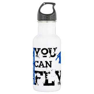 Parkour - You Can Fly Water Bottle