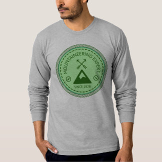 Parks And Recreation Mountain Expert T-Shirt